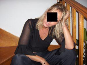 Blonde mature pour rencontre sexy sur Reims