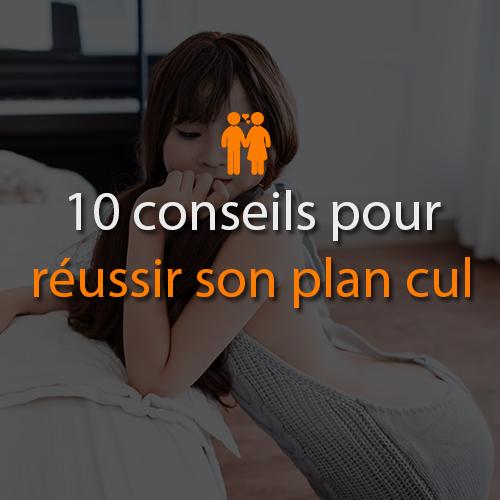 10 conseils pour réussir son plan cul